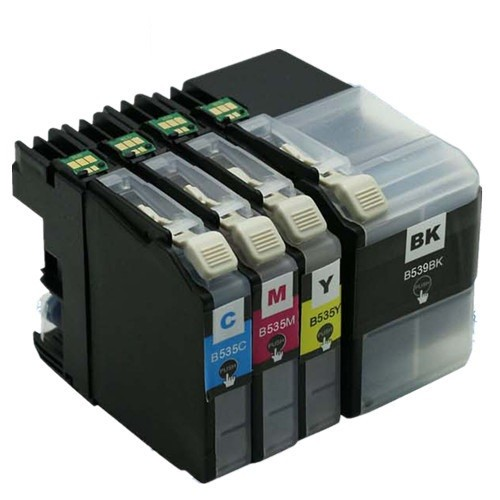 Brother LC539XL LC535XL Compatible Ink