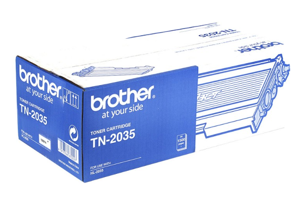 Brother TN-2035 Black Original Toner