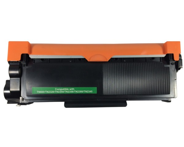 Brother TN660 Black Toner Compatibe