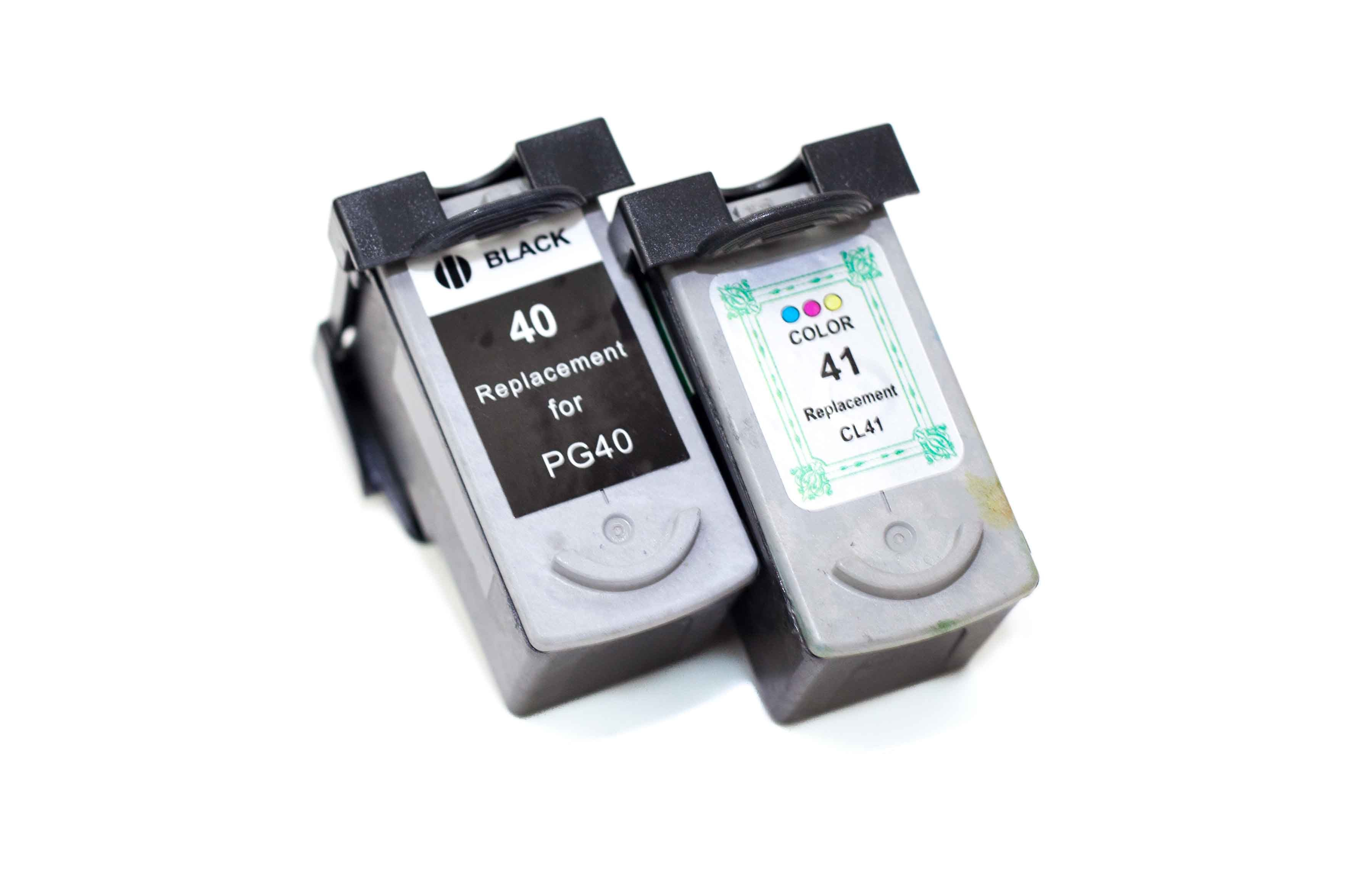 Canon PG 40/ CL 41 Remanufactured Ink