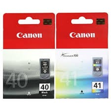 Canon PG 40 CL 41