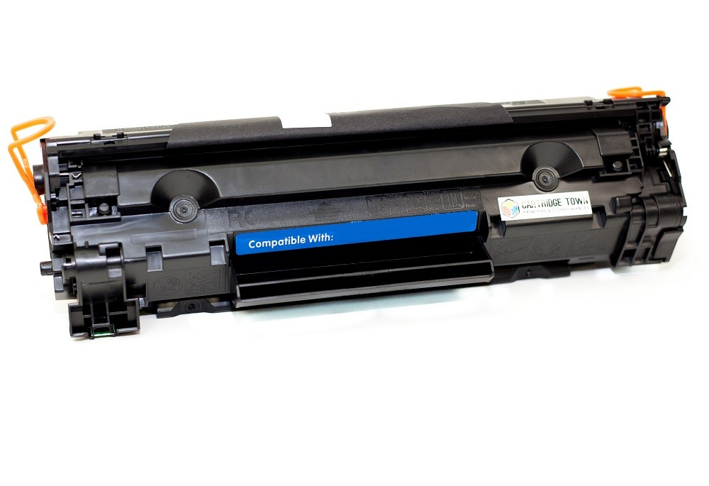 HP CF283A Black Compatible Toner