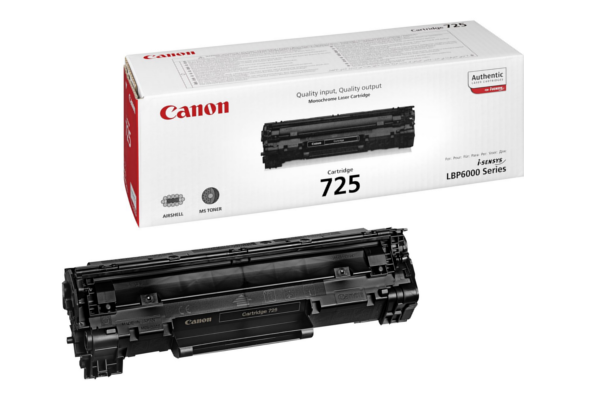 Canon 725 Black Original Toner
