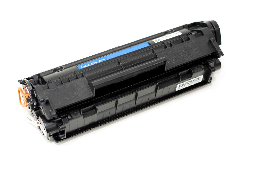 HP Q2612A CAN FX9 FX10 703 Black Universal Compatible Toner