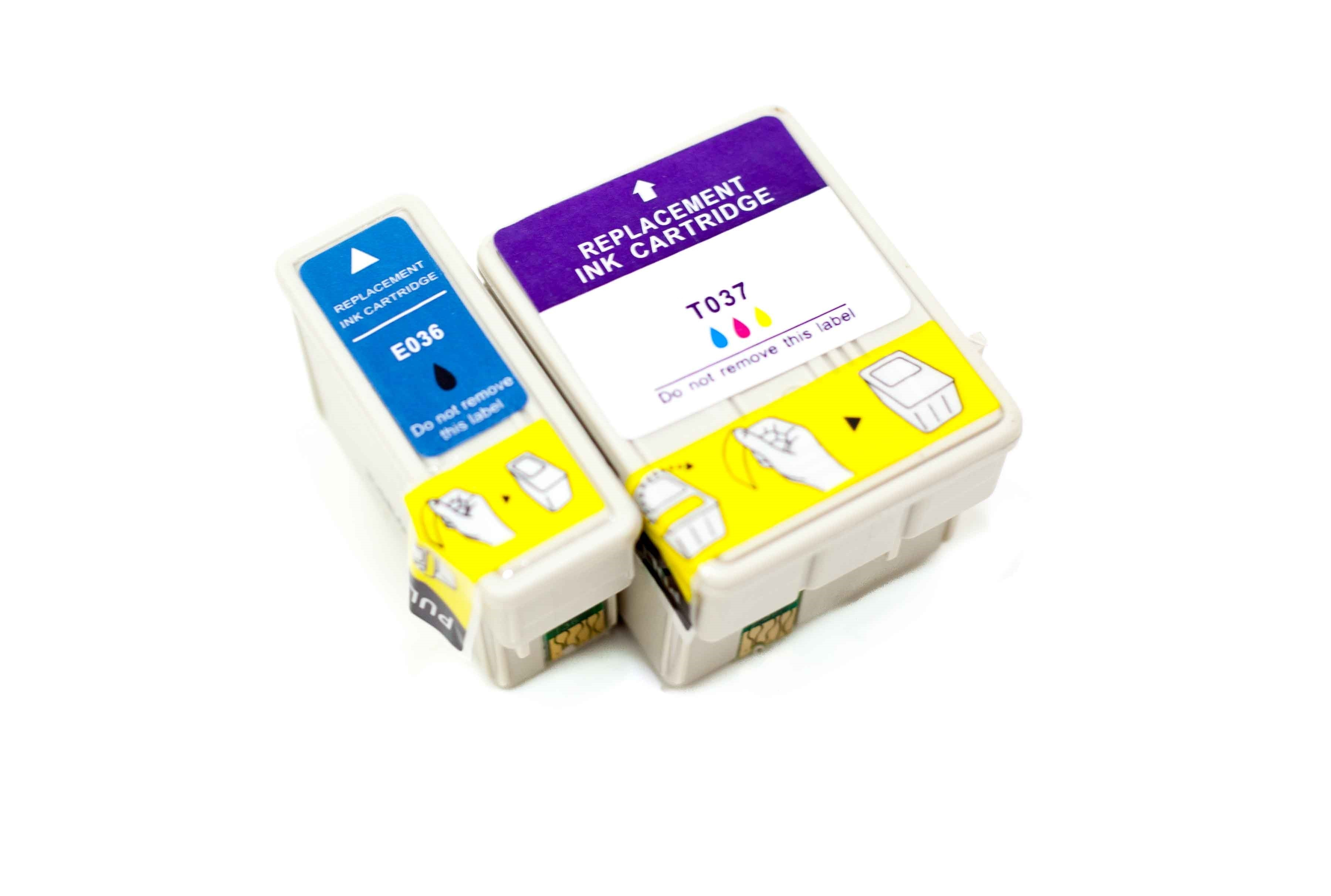 Epson T036 T037 Remanufactured Ink