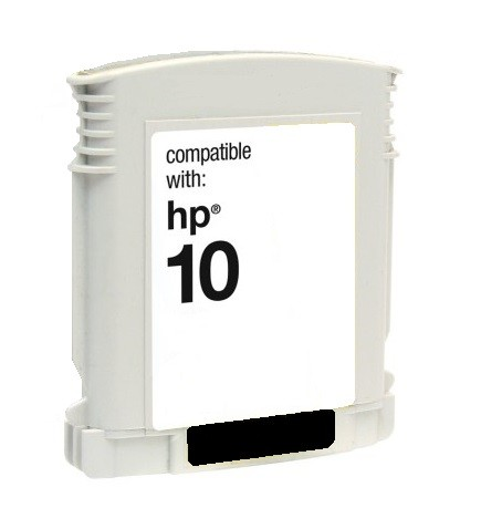 Hp 10 Black Compatible Ink