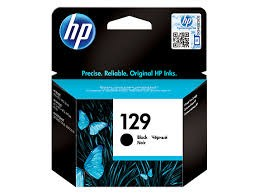 HP 129 Black Original Ink