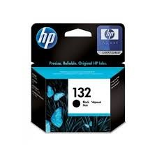 HP 132 Black Original Ink