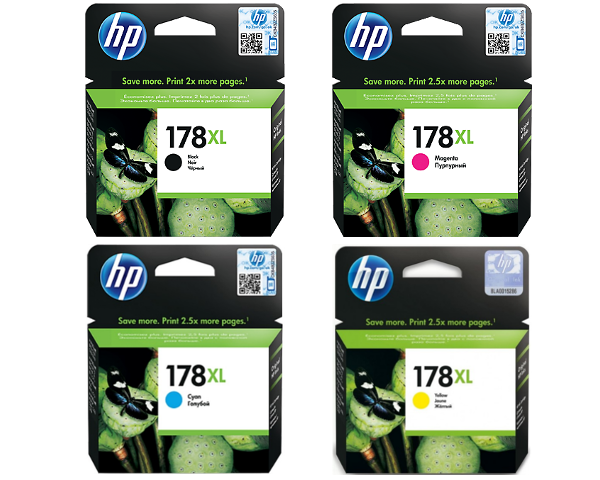 HP 178XL Original Ink