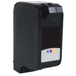 HP 17 Tri-Colour Remanufactured Ink