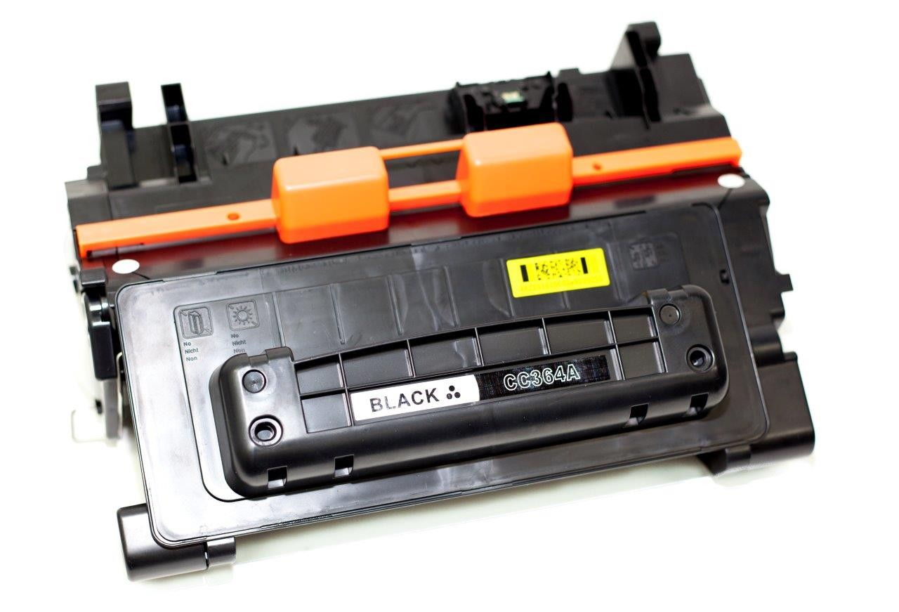 HP CC364A Black Compatible Toner