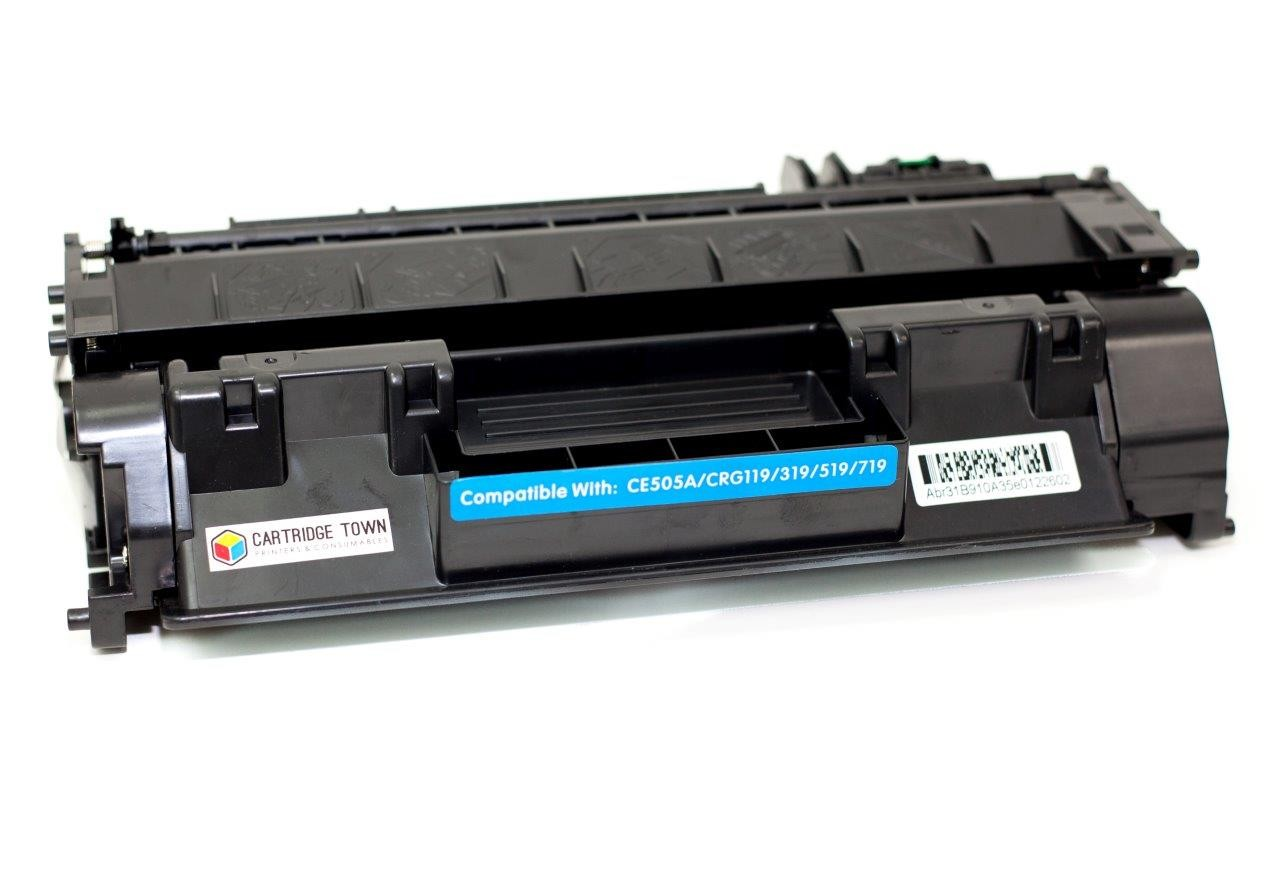 HP CE505A CAN 719 Black Universal Compatible Toner
