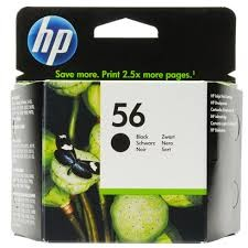 HP 56 Black Original Ink