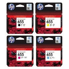 HP 655 Original Ink