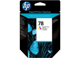 HP 78 Tri-Colour Original Ink
