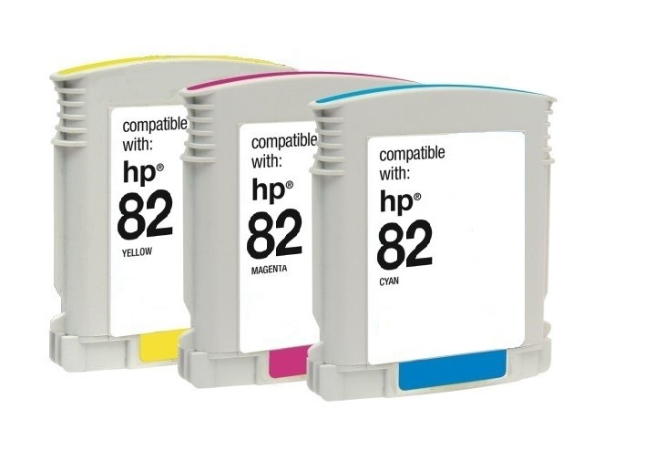 HP 82 Compatible Ink