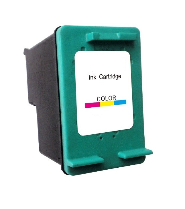 HP 134 Tri-Colour Remanufactured Ink