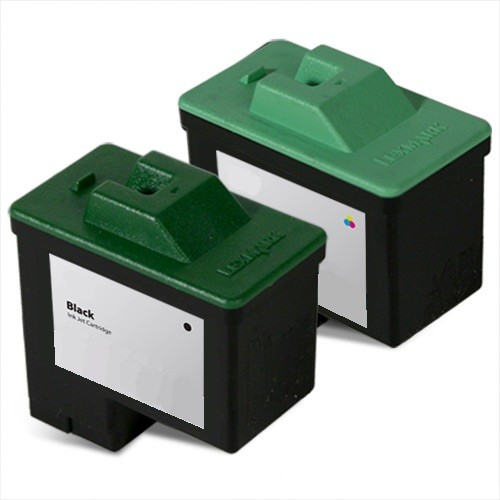 Lexmark 16 17 26 27 Remanufactured Ink