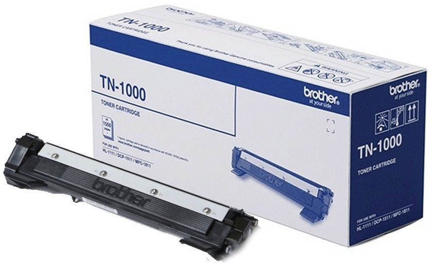 Brother TN1000 Black Original Toner