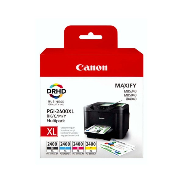 Canon PGI 2400XL Original Ink Multi Pack